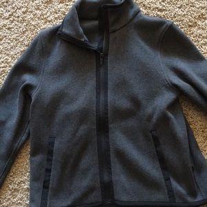 Fleece Lululemon jacket